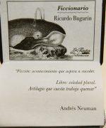 Ficcionario Portadilla interior